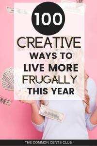 best-creative-frugal-living-tips