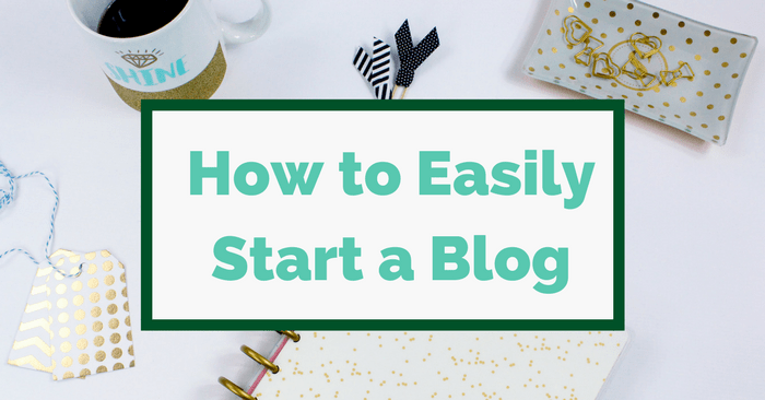 How To Start A Blog For Beginners (The Easy Way)