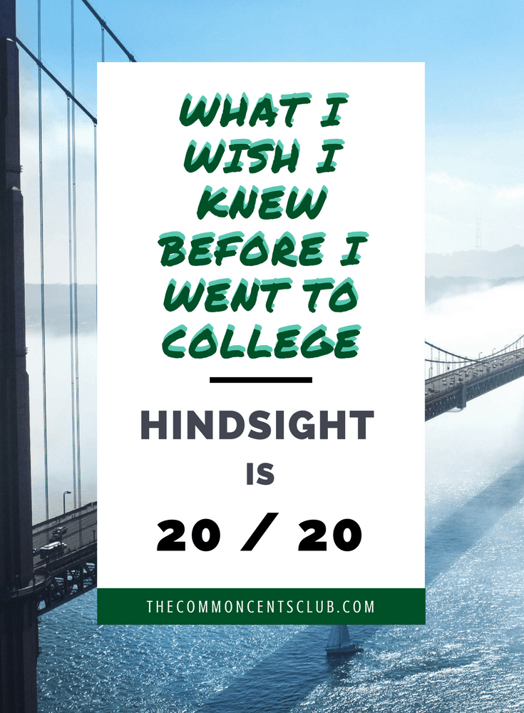 25 Life-Changing Things I Wish I Knew Before College - The