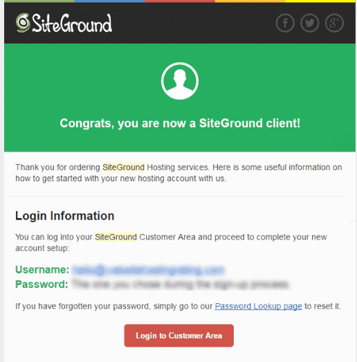 siteground-login-information-for-new-blog