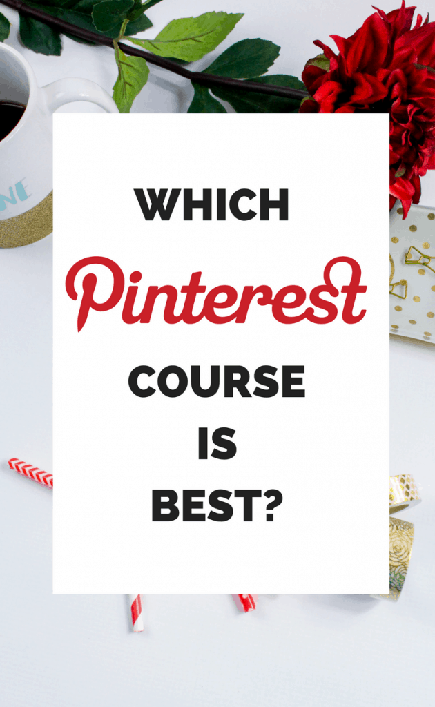 best pinterest course