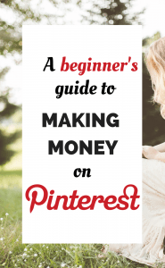 A beginner's guide to making money on Pinterest
