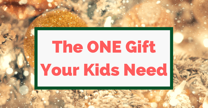 The Christmas Gift Your Kids Will Cherish All Year & It's FREE