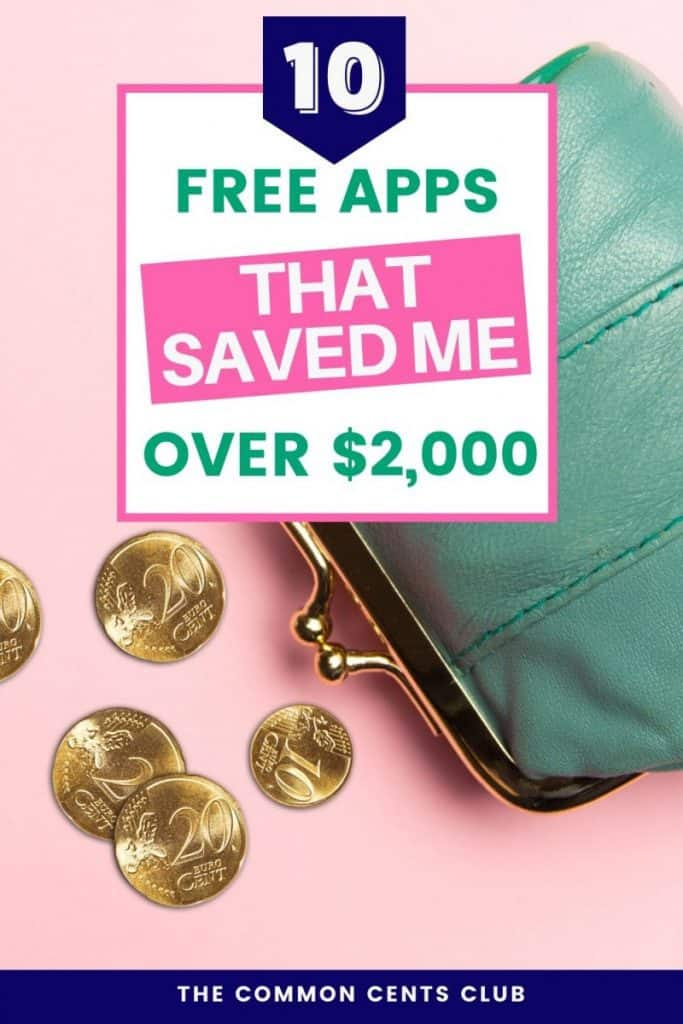 free-money-apps-save-money-common-cents-club-pinterest