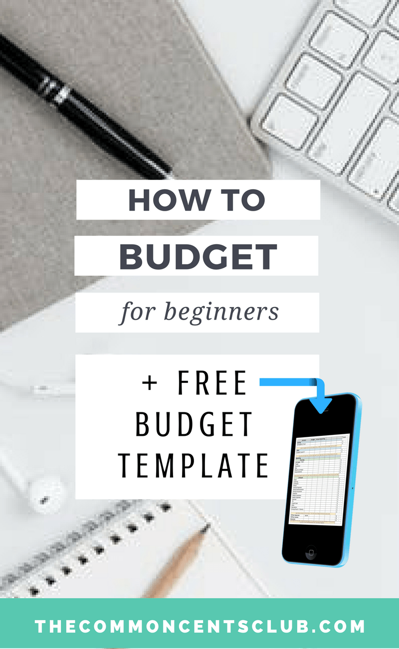 How To Make A Monthly Budget Step By Step Free Budget Template