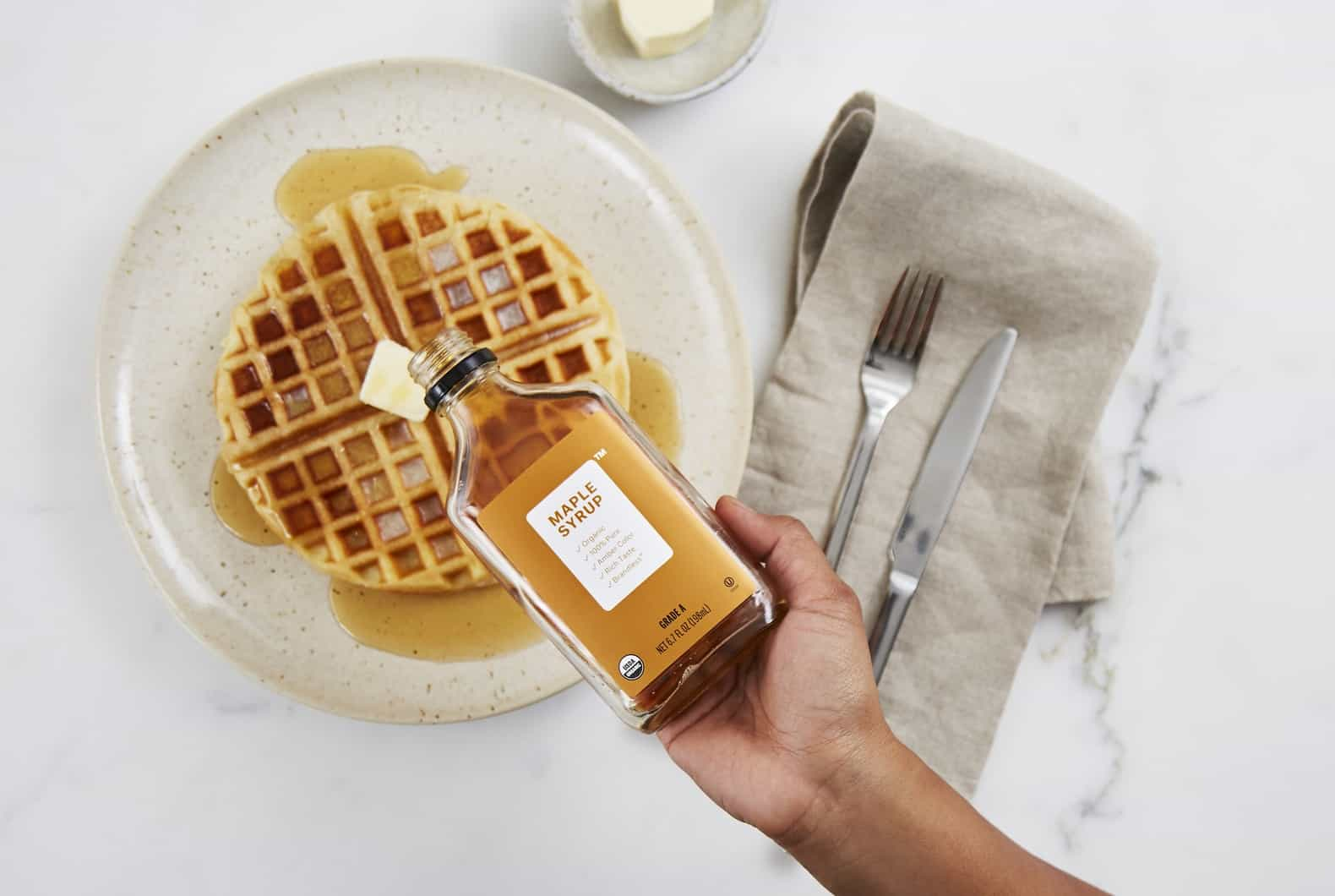Brandless Reviews Maple Syrup