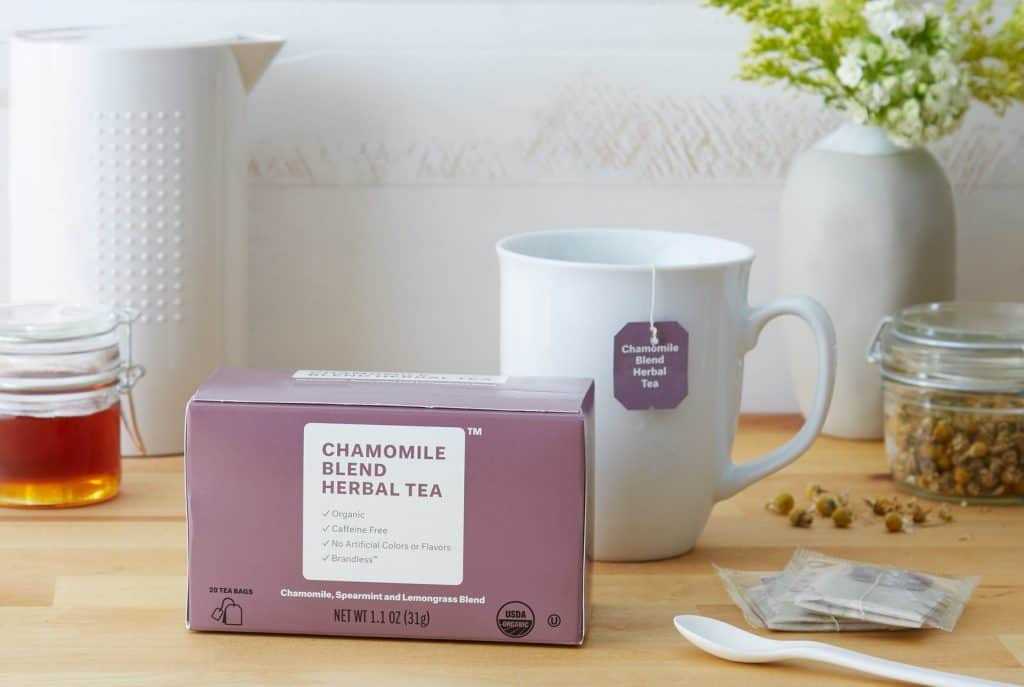 Brandless Reviews Chamomile Tea