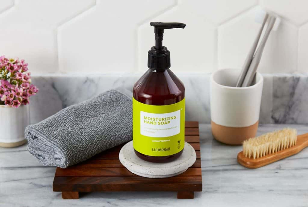 Brandless Reviews Lemon Hand Soap