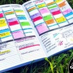 passion planner for ideal work from home schedule