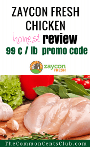 zaycon fresh chicken review