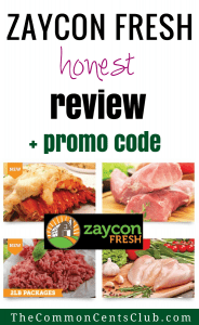 zaycon fresh promo code and review