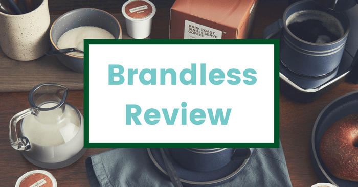 Brandless Reviews – Organic Food For Just $3