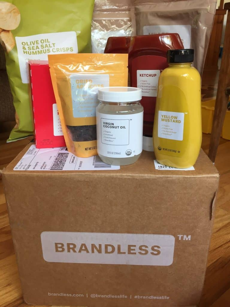 brandless review of products at brandless.com