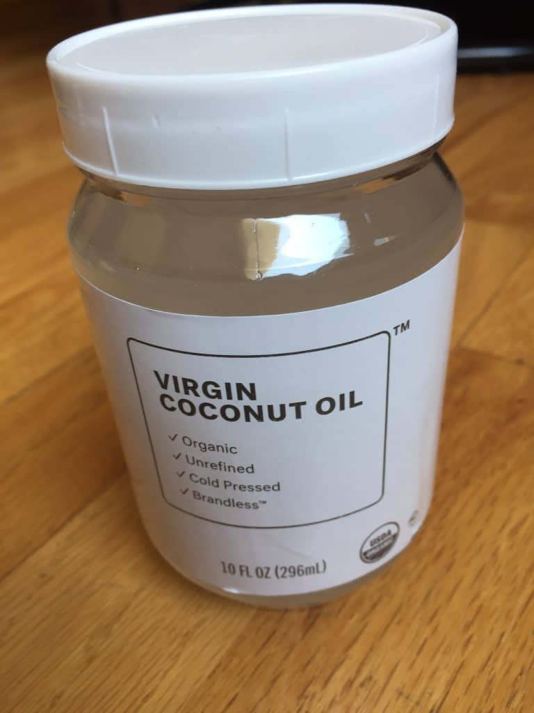 brandless reviews coconut oil