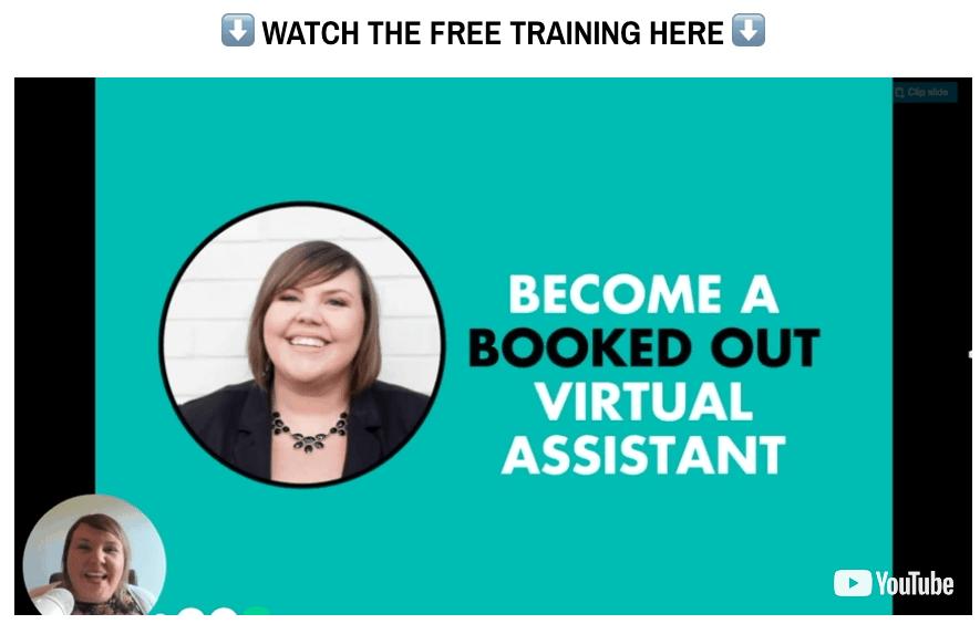 free virtual assistant training virtual savvy