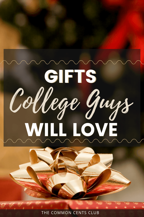 Christmas Gifts For College Students.26 Totally Awesome Gifts For College Guys