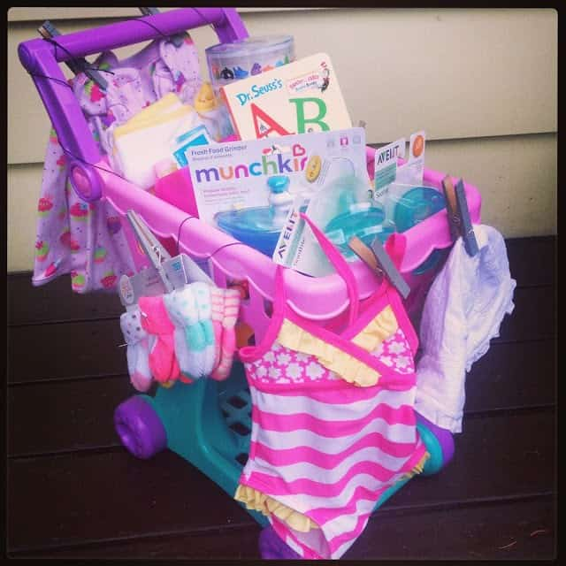 shopping-cart-toddler-easter-basket-idea
