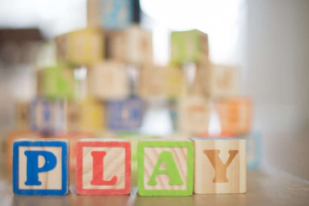play blocks toddlers babies kids