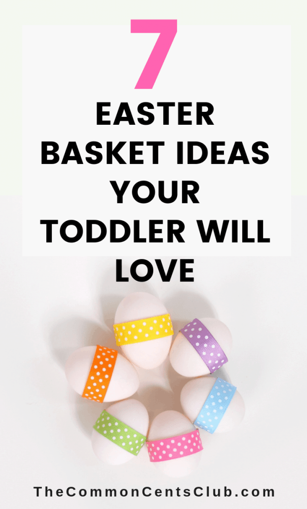 Unique And Simple Easter Basket Ideas For Toddlers