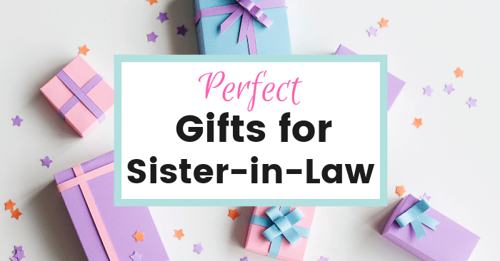 21 Best Gifts For Sister-in-Law