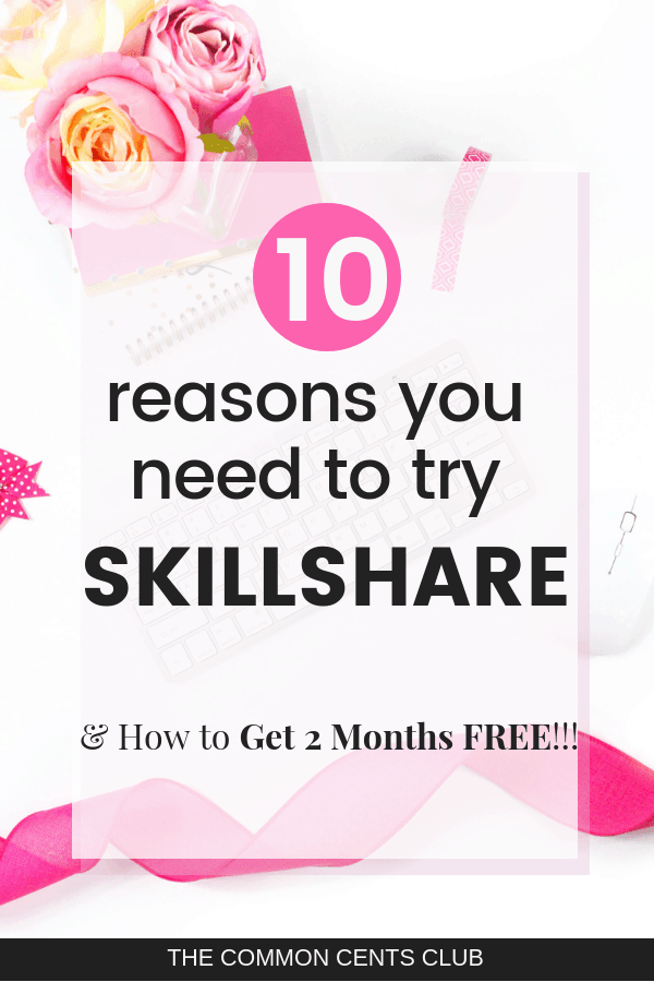 Skillshare Review - Try it FREE for 2 Months and You'll Love it. See How Much It Costs, the Best Classes, and Why It's Worth It.
