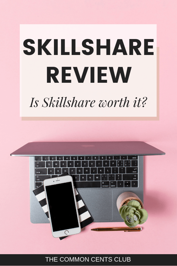 Is Skillshare worth it? How much does it cost? Find out in the Skillshare Review PLUS get 2 months FREE access to ALL the courses. #personaldevelopment #business