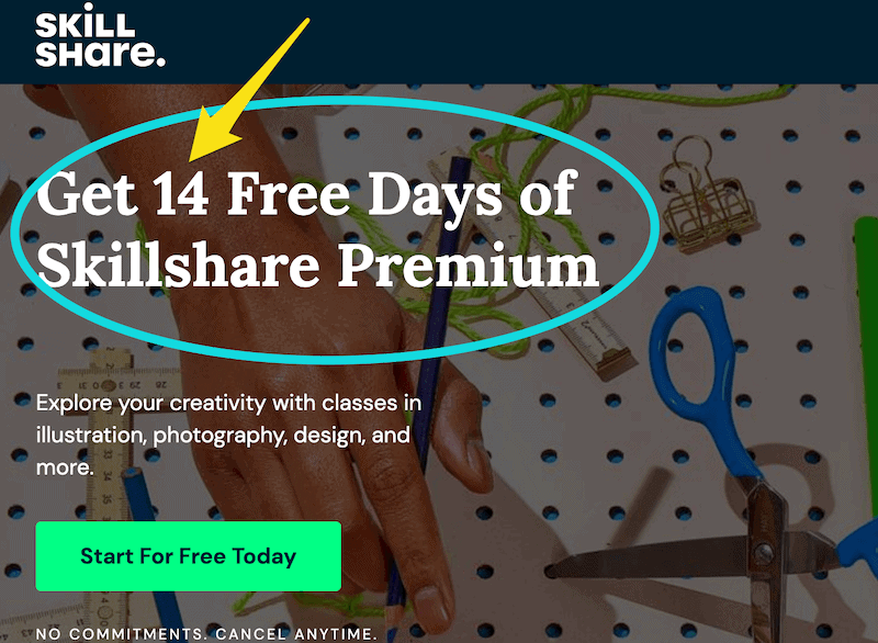 skillshare-review-two-week-free-trial-common-cents-club