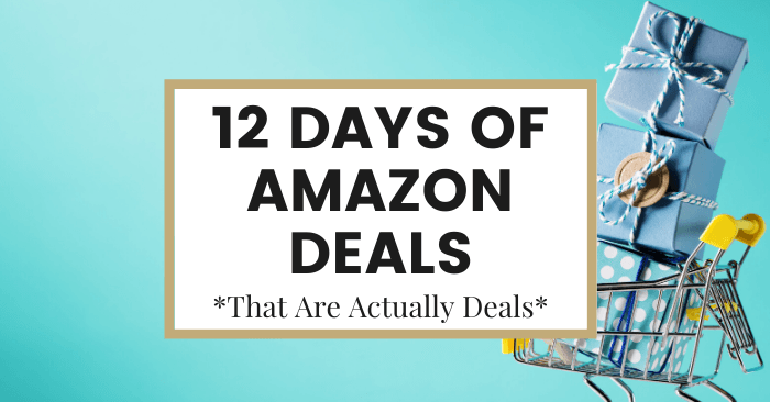 Amazon 12 Days of Deals That Are Worth It