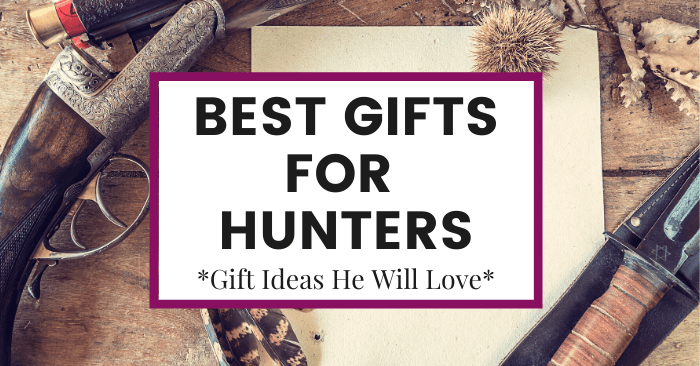 Best Gifts for Hunters He Actually Wants