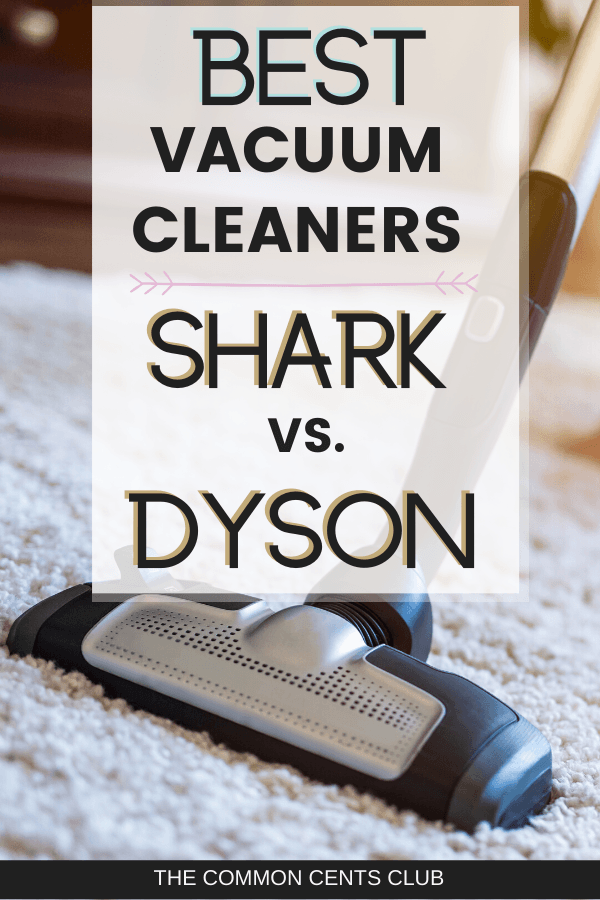 best shark vacuum vs best dyson vacuum compared in review by a busy mom