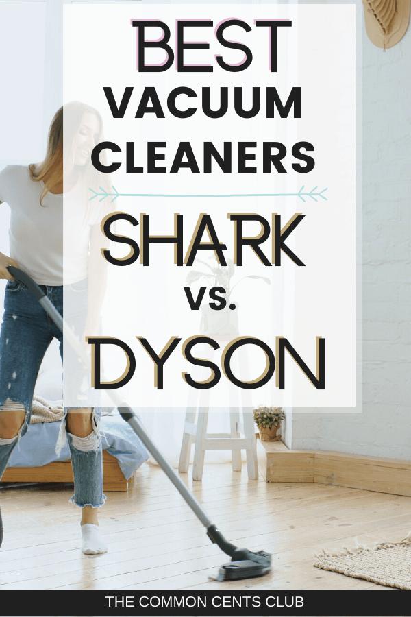 Best Vacuum Cleaner Reviews: Shark vs Dyson