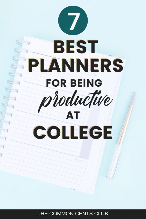 best-planners-for-being-productive-at-college