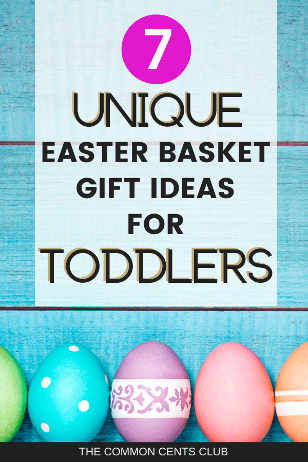 best easter basket gift ideas for toddlers unique simple