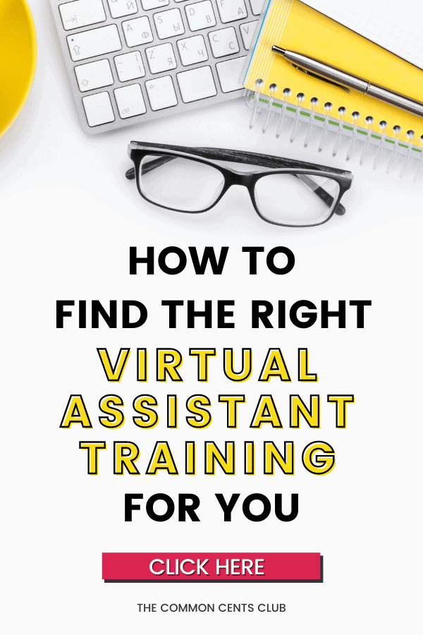 best-virtual-assistant-training-courses-common-cents-club-pinterest