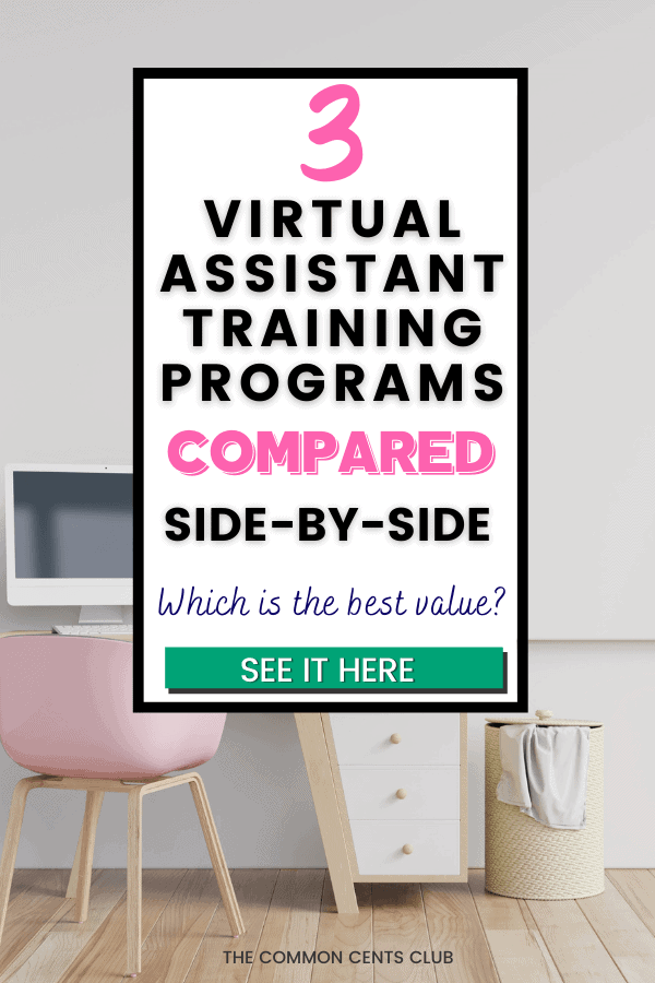 virtual-assistant-training-courses-compared-common-cents-club-pinterest