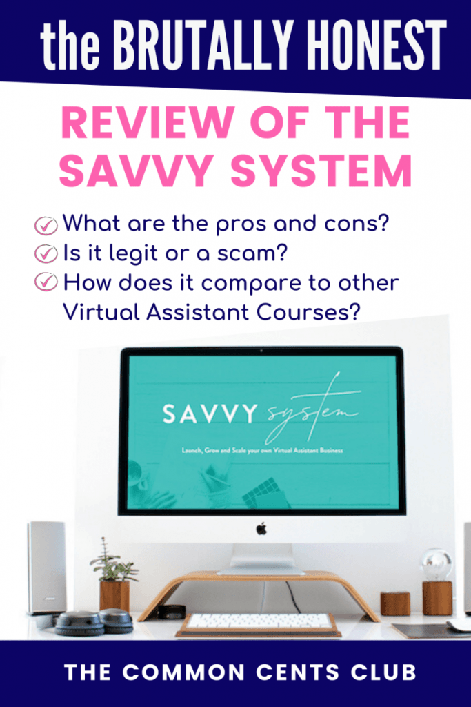 honest-savvy-system-review-pros-cons-compare-horkey-handbook-common-cents-club-pinterest